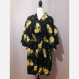 Victoria's Secret vintage gold label kimono robe